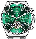 Reloj - OLEVS - Para - O-S-G6605GS-BLv