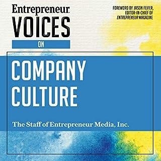 Entrepreneur Voices on Company Culture cover art
