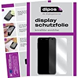 dipos I 2x Schutzfolie klar kompatibel mit Asus Transformer 3 / 3 Pro Folie Bildschirmschutzfolie