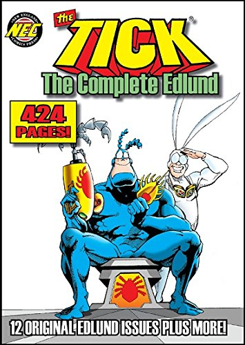 The Tick: The Complete Edlund NEW EDITION! (The Tick: The...