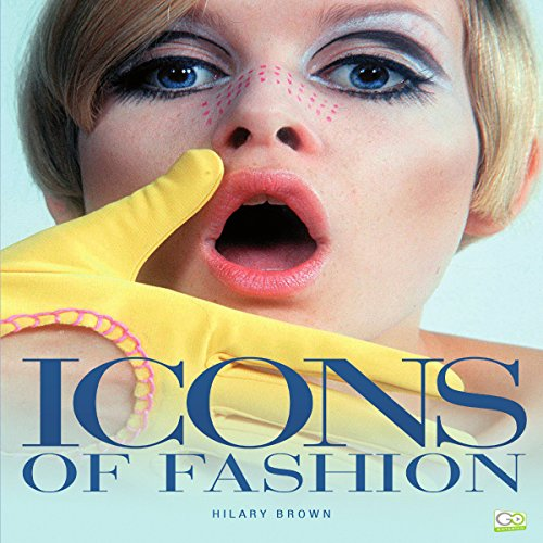 Icons of Fashion audiobook cover art