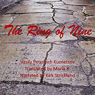 The Ring of Nine cover art