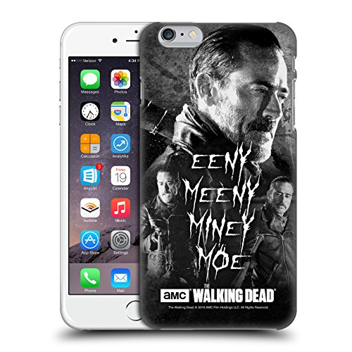 Head Case Designs Officially Licensed AMC The Walking Dead Eeny Miney BW...