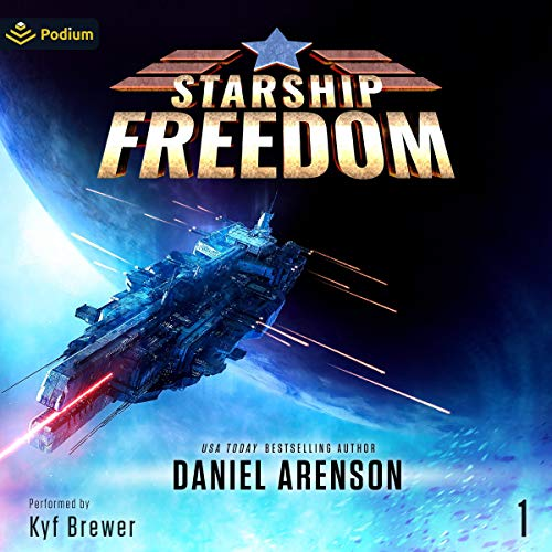 Starship Freedom cover art