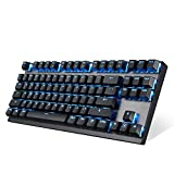 Teclado Mecânico Motospeed GK82 Gamer Wireless Preto Switch Vermelho Led Azul