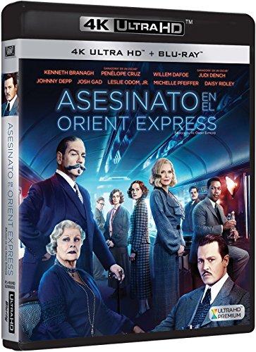 Le crime de l'Orient-Express (Murder on the Orient Express, Importé d'Espagne, langues sur les détails)