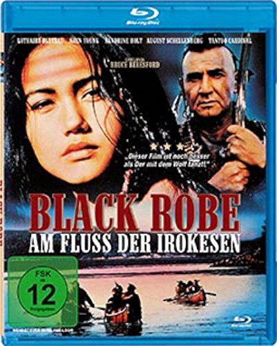Black Robe - Am Fluss der Irokesen [Blu-Ray]