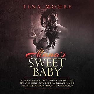 Alana's Sweet Baby audiobook cover art
