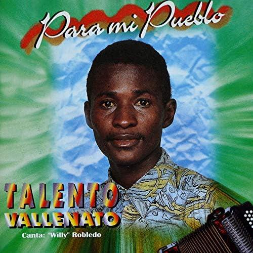 Talento Vallenato feat. Willy Robledo