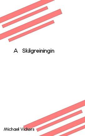Að Skilgreiningin (Icelandic Edition)