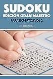 Sudoku Edición Gran Maestro para Expertos Vol 2