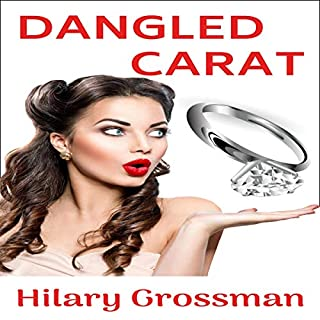Dangled Carat audiobook cover art