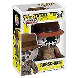 Funko Pop Movies : Watchmen - Rorschach Figure Gift Vinyl 3.75inch for Hero Movie Fans Chibi...