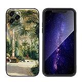 Berkin Arts Carl Blechen para el Caso del iPhone 11 Pro MAX/Estuche para teléfono móvil de Silicona ...