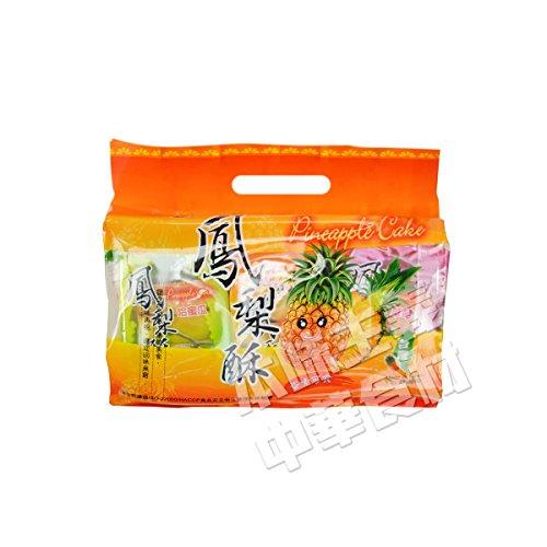 古道鳳梨酥 綜合包(3種類:パイナップル、マンゴ、メロン) 420g (3袋入)台湾超人気商品・お土産定番・台湾名物!!!