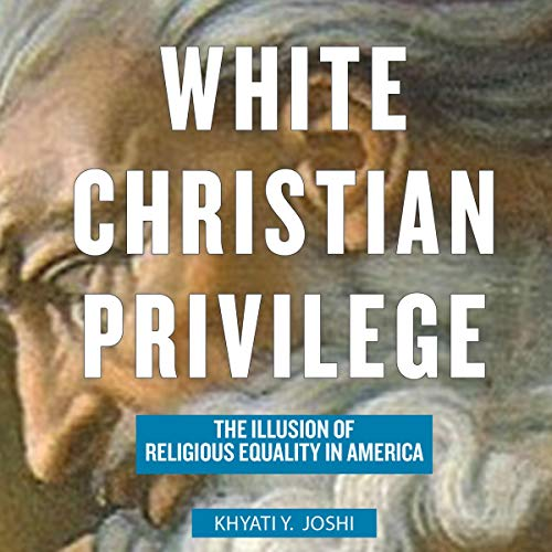 White Christian Privilege cover art