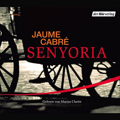 Senyoria audiobook cover art