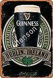 None Branded Guinness Dublin Ireland Beer Blechschild