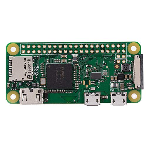Facibom Raspberry Pi Zero W Board 1GHz CPU 512MB with Built-in WIFI &
