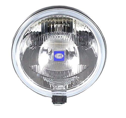 HELLA 1F7 004 700-031 Fernscheinwerfer Rallye 1000, rund, Anbau links/rechts hängend/stehend, Halogen, 12 V