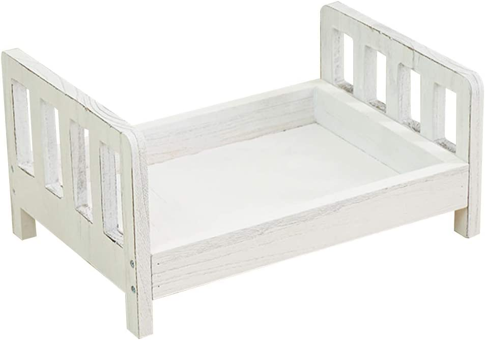 JIANWEI Baby Photography Bed Crib Newborn Props New Orleans Mall We OFFer at cheap prices B