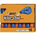18-Count BIC Wite-Out Brand EZ Correct Correction Tape
