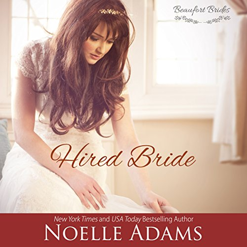Hired Bride audiobook cover art