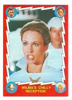 Erin Gray trading card Buck Rogers 1979 Topps #13