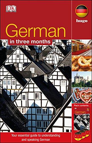 German In 3 Months: Your Essential Guide to Understanding and Speaking German
