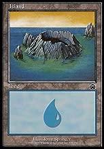 Magic: the Gathering - Island (335) - Mercadian Masques