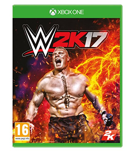 WWE 2K17 [AT Pegi] - [Xbox One]