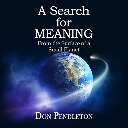A Search for Meaning audiobook cover art