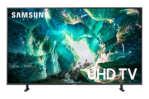Samsung UN55RU8000 / UN55RU800D  55' (3840 x 2160) Smart 4k Ultra High Definition TV (2019) - (Renewed)