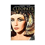 Kleopatra 1963 Elizabeth Taylor Poster, klassisches