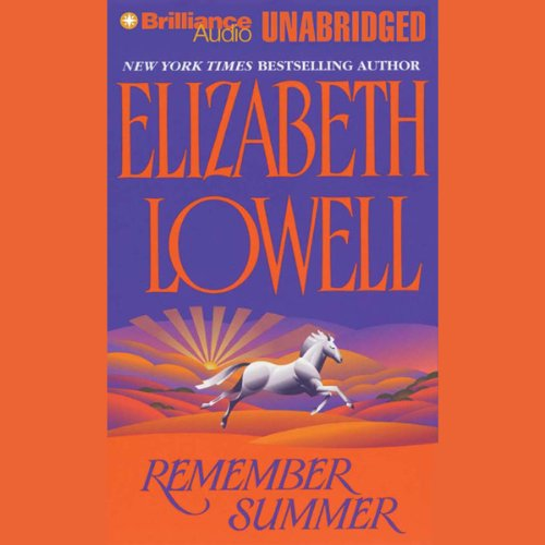 Remember Summer audiobook cover art