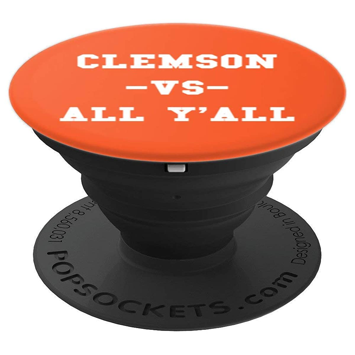 Clemson Vs All Y'All Teen Men Women Perfect Gift - PopSockets Grip and Stand for Phones and Tablets