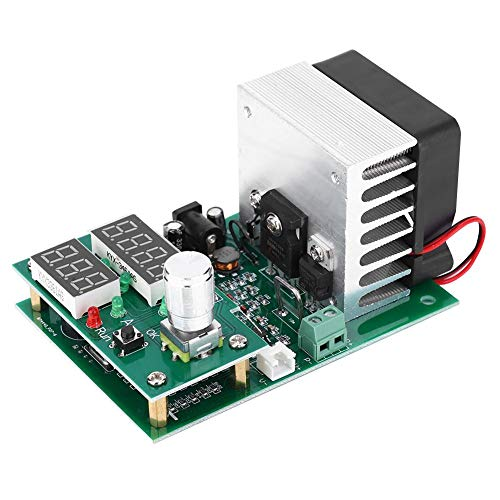 Amazing Deal Constant Current Electronic Load Aging Battery Capacity Tester Module 60W 9.99A 30V