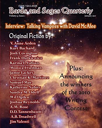 Bards and Sages Quarterly: January 2011: Volume 3