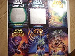 Star Wars: Galaxy of Fear (1-6 Volume Set: Eaten Alive / City of the Dead / Planet Plague / The Nightmare Machine / Ghost of the Jedi / Army of Terror)
