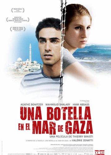 Una Botella En El Mar De Gaza [DVD]