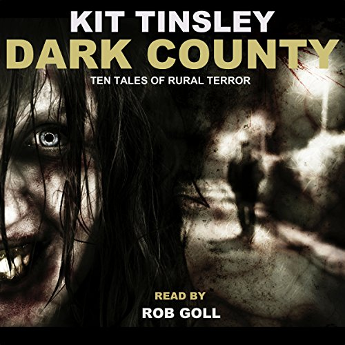 Dark County audiobook cover art
