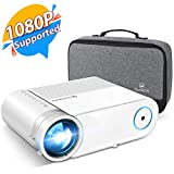 VANKYO Leisure 460 Mini 4200LUX Projector, 1080P and 200' Display Supported, Portable Projector Compatible w/ TV Stick, PS4, HDMI, Laptop, iPhone, Android, Ideal for Home Theater/Outdoor