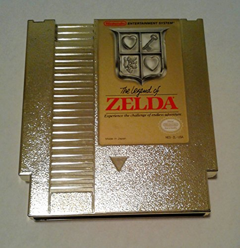 The Legend of Zelda by Nintendo