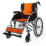 XWX Ligera Plegable Manual Portátil Silla De Ruedas Silla De Ruedas For Los Ancianos Discapacitados Vespa Carretilla