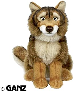 Webkinz Endangered Signature Red Wolf with Trading Cards