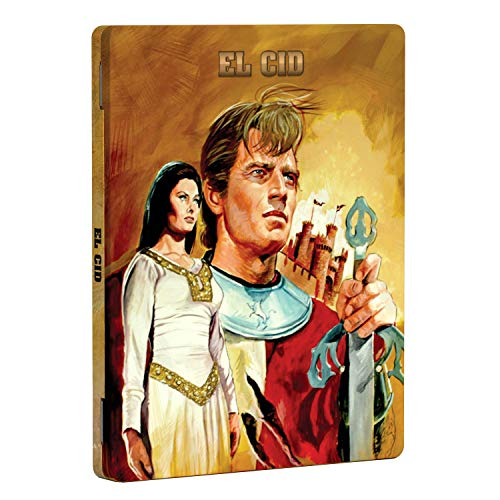 El Cid (Limited Steelbook Klassiker Edition) [Blu-ray]
