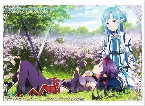 Ereignis beGrünzt Bushiroad Sleeve Sammlung Extra vol.122 Schwert Art Online  Asuna & Yuki
