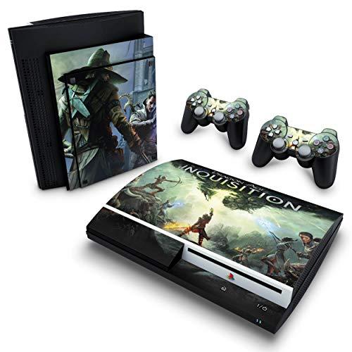 Skin Adesivo para PS3 Fat - Modelo 201