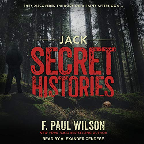 Jack: Secret Histories cover art