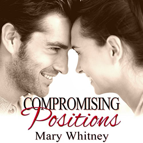 Compromising Positions audiobook cover art
